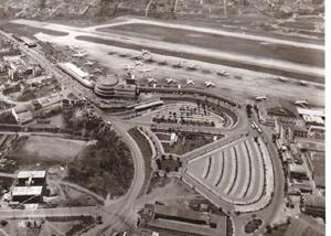 Aeroporto de Congonhas 1950
